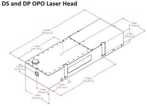 OPO DS_DP ヘッド外形寸法
